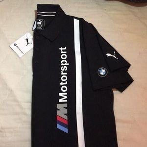bc07eaee1ce0 brand new puma bmw m motorsport shirt. NWT